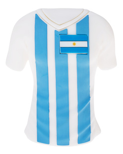 Moji Power WM Special Argentina White Blue