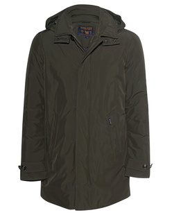 WOOLRICH City Coat Olive
