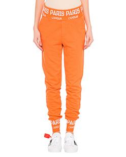 PAUL X CLAIRE Printed Waist Orange