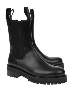 Dondup Leather Black