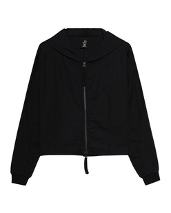 THOM KROM Hood Zipper Black
