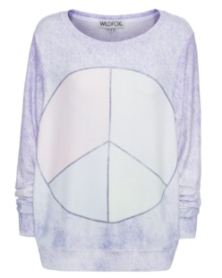 WILDFOX Peace & Tie-Dye Multi