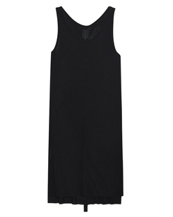 THOM KROM Tank Long Black