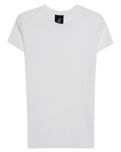 THOM KROM Basic Shirt Stitching Off-White