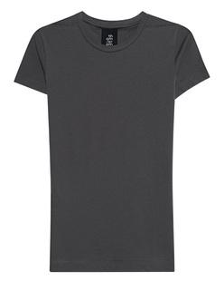 THOM KROM Basic Shirt Stitching Taupe