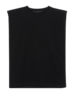 JACOB LEE Oversize Shoulder Black