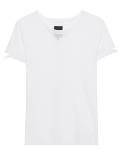 THOM KROM Crew Neck Basic White