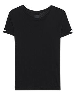 THOM KROM Crew Neck Basic Black