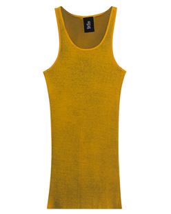 THOM KROM Tank Washed Yellow