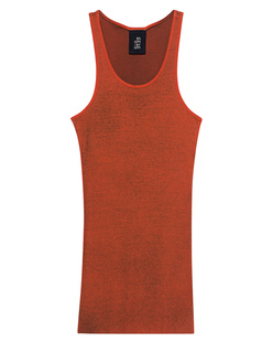 THOM KROM Tank Washed Orange