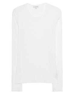 JAMES PERSE Crew Neck White