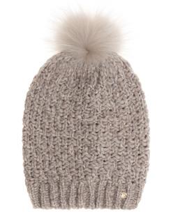 WOOLRICH Pure Wool Fur Beige