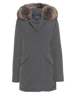 WOOLRICH Luxury Arctic Parka Grey
