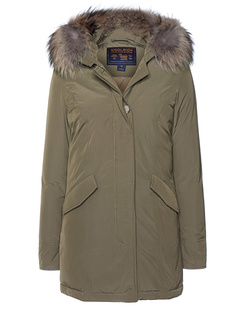 WOOLRICH Luxury Arctic Parka Green