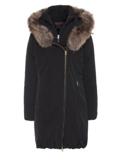 WOOLRICH W´s Eugene Coat Black