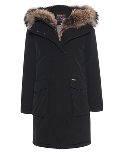 WOOLRICH Military Parka Black