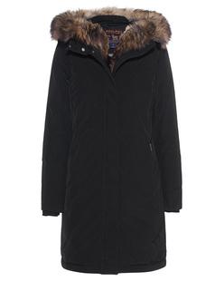 WOOLRICH Boulder Coat Black
