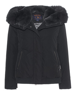 Woolrich Blizzard Jacket Black