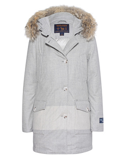 WOOLRICH Arctic Parka LP Light Grey