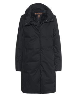 WOOLRICH Cocoon Coat Black