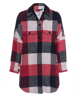 WOOLRICH Buffalo Karo Coat Multicolor