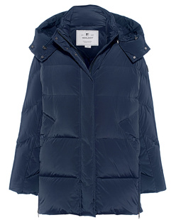 WOOLRICH Aurora Puffy Navy