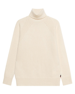 WOOLRICH Turtle Wool Off-White