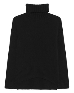 WOOLRICH Turtle Neck Cosy Black