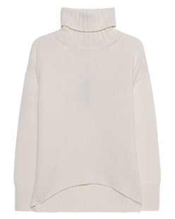 WOOLRICH Turtle Neck Off White