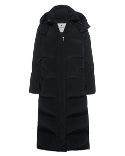 WOOLRICH Aurora Long Puffy Black