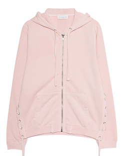 FAITH CONNEXION Hood Zip NY Rose
