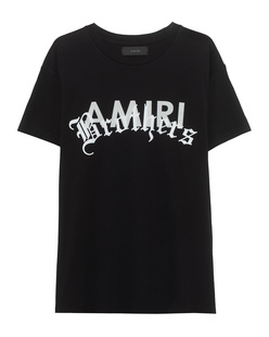 Amiri Brothers Shirt Black