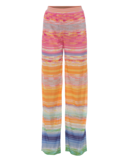 MISSONI Flare Stripe Pink Multi