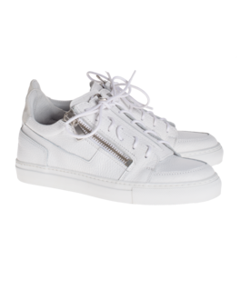 YLATI FOOTWEAR Augusto Low White