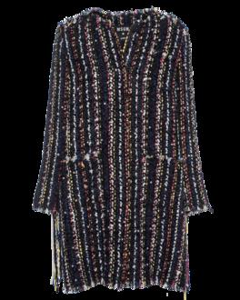 MSGM Colour Tweed Multi