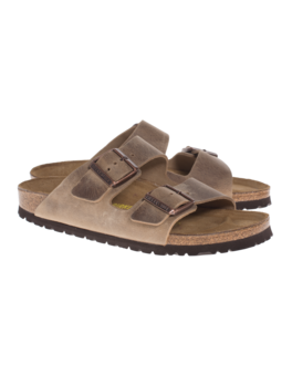Birkenstock Arizona Tobacco Brown