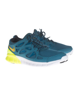 Nike Free Run +2 Petrol Green