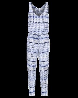 ELLA MOSS Cortez White Blue