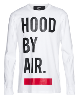 Hood by Air Ultra Classic white