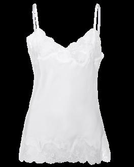 FALCON & BLOOM Romantic Cami White