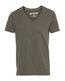 TRUE RELIGION Pure Dusty Olive