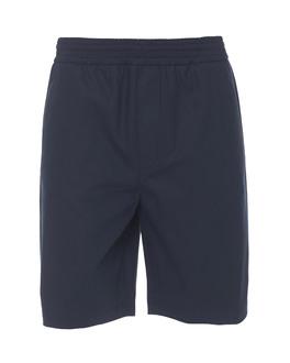 NEIL BARRETT Comfy Zip Navy Blue
