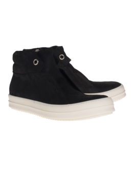 RICK OWENS Faun Island Dunk Pull-On Black