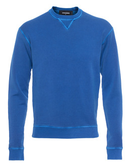 DSQUARED2 Sweat Blue