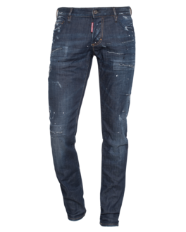 DSQUARED2 Slim Splash Blue