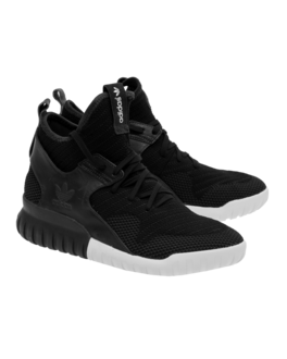 ADIDAS ORIGINALS Tubular X Knit Black