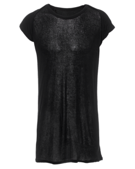 BORIS BIDJAN SABERI Long Tee Black