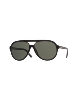 TOM FORD EYEWEAR Sergio Polarized Aviator Black