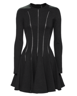 PLEIN SUD JEANIUS Robe Courte Anthracite