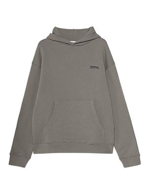 TEKIN Hood Oversize Logo Charcoal